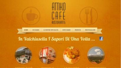ATTIKO Cafe Ristorante