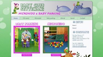 Baby Club Sette Nani
