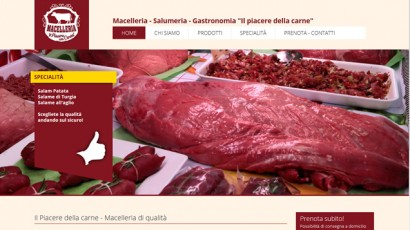 Il piacere della carne